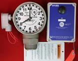 Morrison 2 Tank Clock Gauge with Overfill Alarm