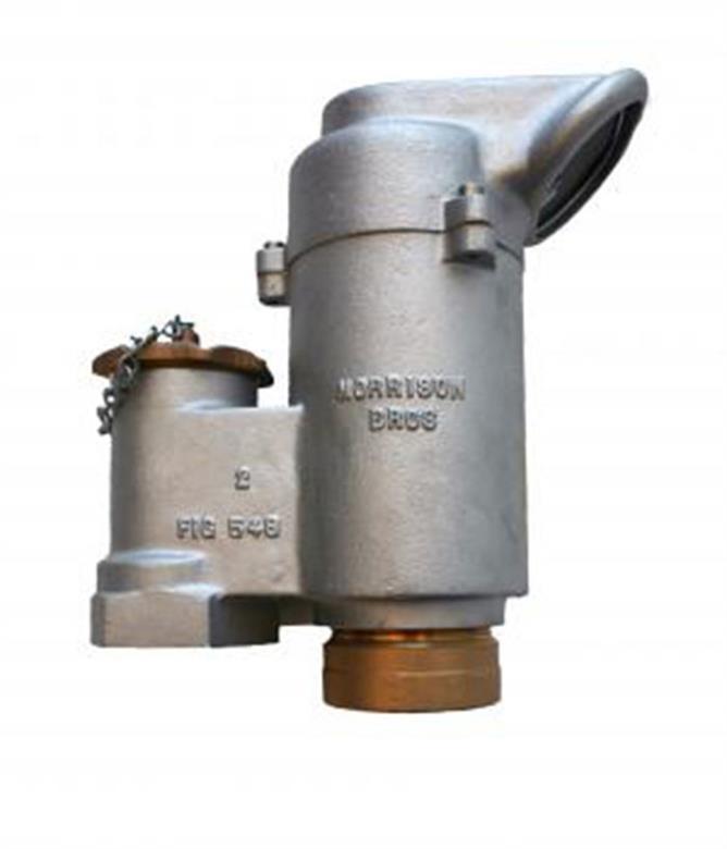 Pressure Vacuum Vents Morrison 2 Quot 2 Oz Pressure Vacuum