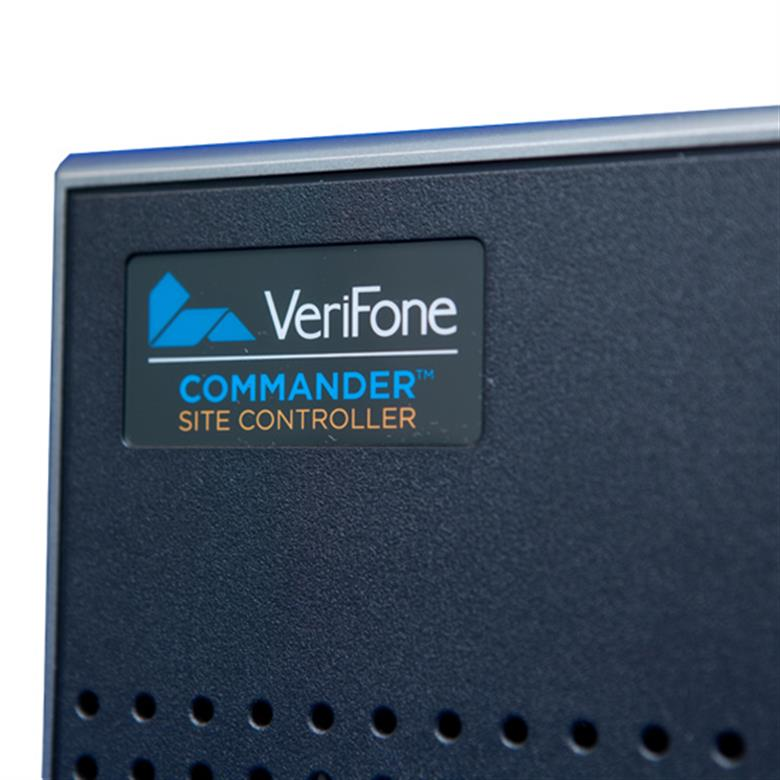 Systems Verifone Commander 16 Fueling Positions